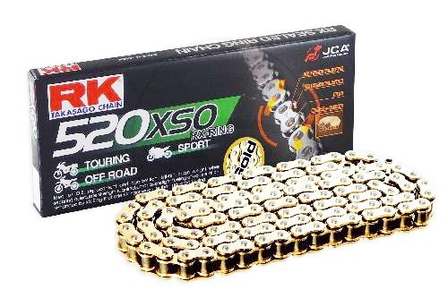 Rk X-Ringkette Gb520Xso/100