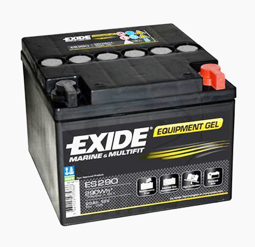 Batterie Antr 12V 25Ah Gel