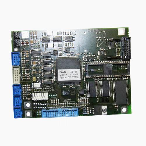 Platine Prozessor 6726381