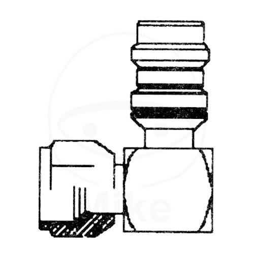 Adapter Retrofit 1/4
