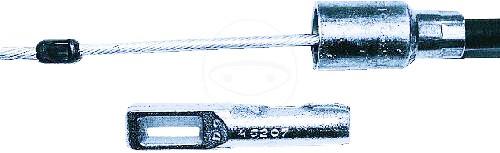Zugöse Knott-Ausführung