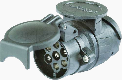 Adapter KURZ 13/7POL 12V