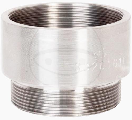 Reduzierung Hydraulik Zylinder